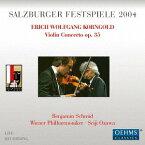 2004年 ザルツブルク音楽祭 コルンゴルト作品集[CD] / クラシックオムニバス