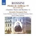 ロッシーニ: ピアノ作品全集 第9集[CD] / クラシックオムニバス