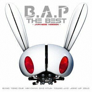 韓国(K-POP)・アジア, 韓国(K-POP) B.A.P THE BEST -JAPANESE VERSION-CD B.A.P