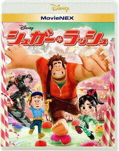 シュガー・ラッシュ MovieNEX [Blu-ray+DVD][Blu-ray] / ディズニー