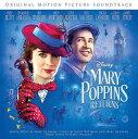 メリー・ポピンズ リターンズ [輸入盤][CD] / O.S.T.