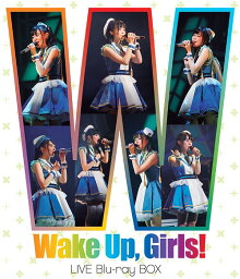 Wake Up Girls! LIVE Blu-ray BOX / Wake Up Girls!