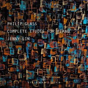 フィリップ・グラス: エチュード集[CD] / ジェニー・リン (ピアノ)