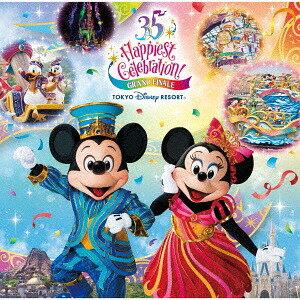 """東京ディズニーリゾート(R) 35周年 """"Happiest Celebration!"""" グランドフィナーレ・ミュージック・アルバム[CD] / ディズニー"""