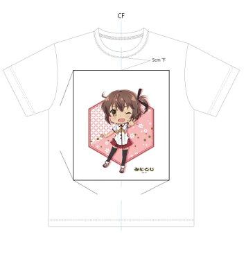 【松本商事】みにとじ (刀使ノ巫女) 可奈美 Tシャツ M[グッズ]