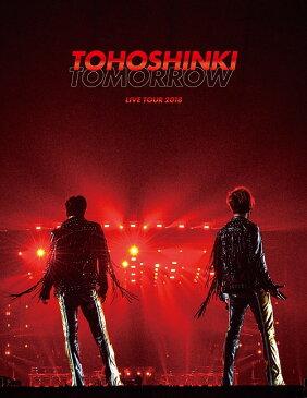東方神起 LIVE TOUR 2018 〜TOMORROW〜 [初回限定版][DVD] / 東方神起