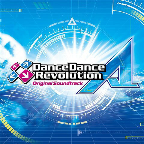 ゲームミュージック, その他 DanceDanceRevolution A Original SoundtrackCD