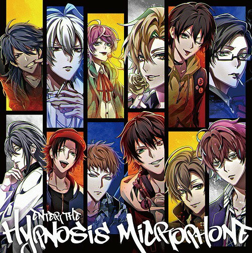 アニメソング, その他 -Division Rap Battle-Enter the Hypnosis MicrophoneCD -Division Rap Battle-
