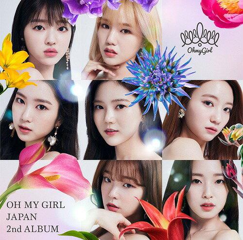 CD, 韓国(K-POP)・アジア OH MY GIRL JAPAN 2nd ALBUMCD OH MY GIRL