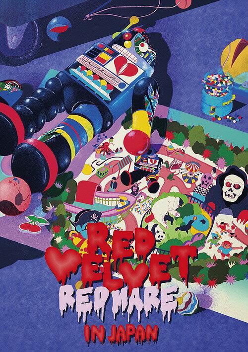 韓国(K-POP)・アジア, 韓国(K-POP)・アジア Red Velvet 2nd Concert REDMARE in JAPANDVD Red Velvet