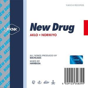 New Drug[CD] / AKLO x NORIKIYO