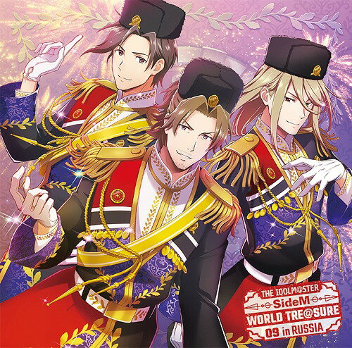 アニメソング, その他 THE IDOLMSTER SideM WORLD TRESURECD 09 (CV: )(CV: )(CV: )
