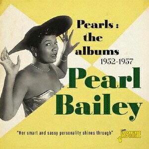 1950年代作品集 5アルバム・アンド・モア[CD] / パール・ベイリー