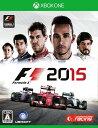 F1 2015 [Xbox One] 製品画像