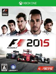 F1 2015[Xbox One] / ゲーム