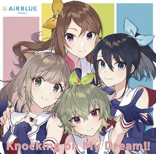 產品詳細資料,日本Yahoo代標|日本代購|日本批發-ibuy99|CD、DVD|CD|日本動漫|CUE! Team Single[CD] 01「Knocking on My Dream!!」 /…