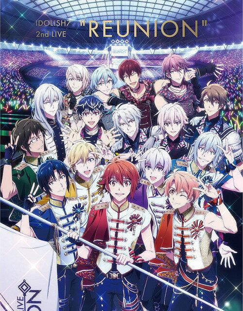 アニメ, その他  2nd LIVEREUNION Blu-ray BOX -Limited Edition- Blu-ray IDOLiSH7TRIGGERRe:valeZOOL