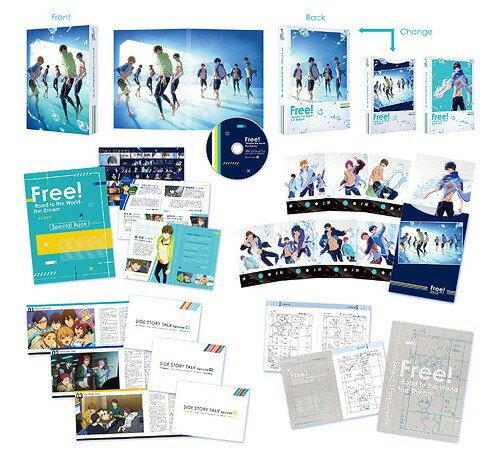 アニメ, 劇場版 Free! -Road to the World- Blu-ray