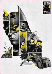 【インロック】BATMAN 80 YEARS 下敷き【2020年4月発売】[グッズ]