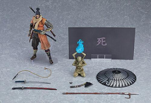 コレクション, フィギュア figma SEKIRO: SHADOWS DIE TWICE DX20211