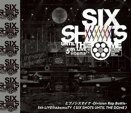 アニメ, その他  -Division Rap Battle-5th LIVEAbemaTVSIX SHOTS UNTIL THE DOMEBlu-ray -Division Rap Battle-