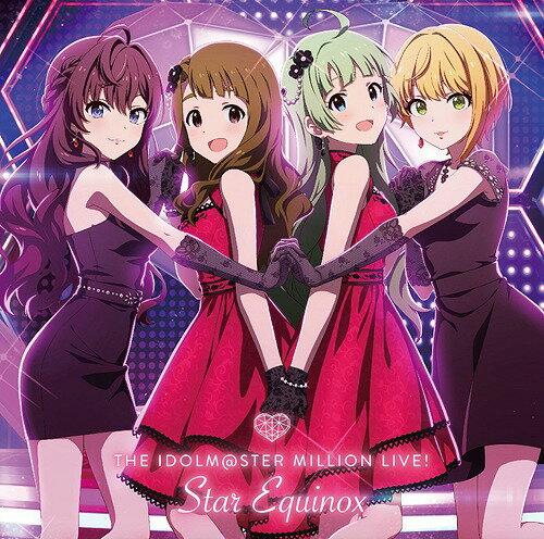 CD, アニメ THE IDOLMSTER MILLION LIVE! STAR EQUINOXCD (CV: ) (CV: ) (CV: ) (CV: ) (CV: ) (CV: )