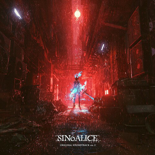 CD, ゲームミュージック SINoALICE -- Original SoundtrackCD Vol.2 (: MONACA)