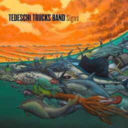 サインズ[アナログ盤 (LP)] [LP+7インチ/輸入盤] / テデスキ・トラックス・バンド