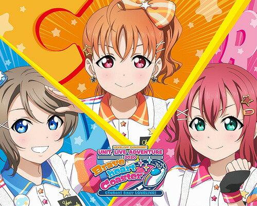 アニメ, その他 ! !!CYaRon! First LOVELIVE! Braveheart Coaster Blu-ray Memorial BOXBlu-ray CYaRon! (CV: ) (CV: ) (CV: )