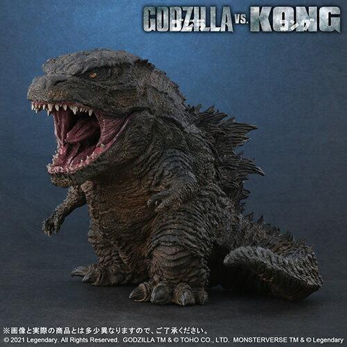 コレクション, フィギュア X-PLUS GODZILLA FROM GODZILLA VS. KONG(2021)20222