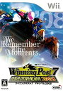 【送料無料選択可!】Winning Post 7 MAXIMUM2008 [Wii] / ゲーム