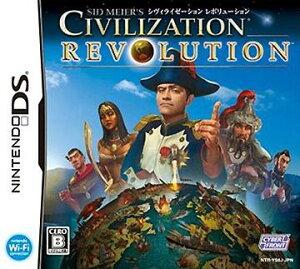 【送料無料選択可!】CIVILIZATION REVOLUTION [NDS] / ゲーム