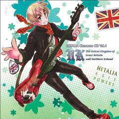 【送料無料選択可!】「ヘタリア」キャラクターCD Vol.4 / イギリス (CV: 杉山紀彰)