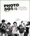 【送料無料選択可!】PHOTO 501 (SS501写真集+1DVD) スペシャルキット / SS501