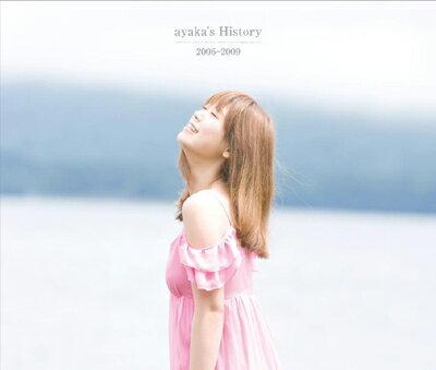 【送料無料選択可!】【試聴できます!】ベストアルバム ayaka's History 2006-2009 [通常盤] ...