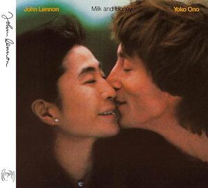 【送料無料選択可!】【試聴できます!】ミルク・アンド・ハニー [期間限定盤] / ジョン・レノン