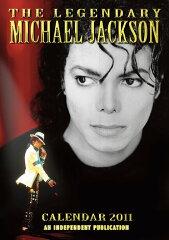【送料無料選択可!】マイケル・ジャクソン [輸入 2011年カレンダー] / マイケル・ジャクソン