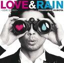 【送料無料選択可!】【試聴できます!】LOVE & RAIN ~LOVE SONGS~ [通常盤] / 久保田利伸