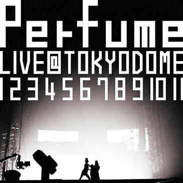 結成10周年、メジャーデビュー5周年記念! Perfume LIVE @東京ドーム「1 2 3 4 5 6 7 8 9 10 11」 [通常版] / Perfume