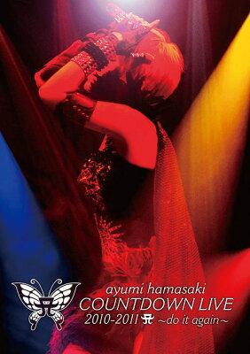 【送料無料選択可!】ayumi hamasaki COUNTDOWN LIVE 2010-2011 A ~do it again~ / 浜崎あゆみ