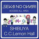 【送料無料選択可!】2010.12.23 SHIBUYA C.C.Lemon Hall / 世界の終わり