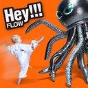 【送料無料選択可!】Hey!!! [DVD付初回限定盤] / FLOW