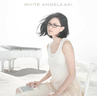【送料無料選択可!】WHITE [DVD付初回限定盤] / アンジェラ・アキ