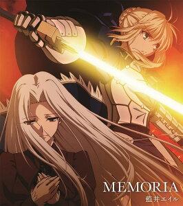 【送料無料選択可!】MEMORIA [DVD付期間生産限定盤] / 藍井エイル