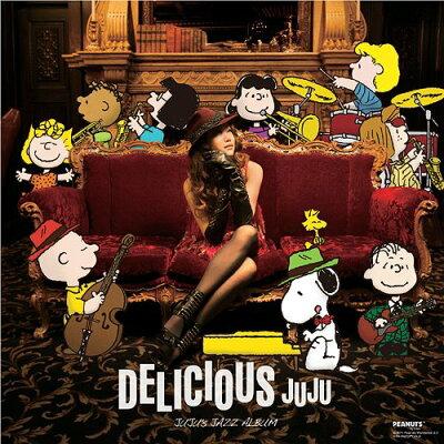 【送料無料選択可!】DELICIOUS [DVD付 初回生産限定盤] / JUJU