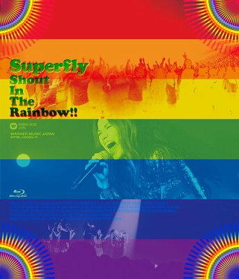 【送料無料選択可!】Shout In The Rainbow!! [通常版] [Blu-ray] / Superfly