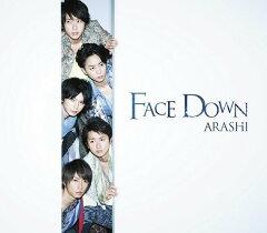 【送料無料選択可!】Face Down [通常盤] / 嵐