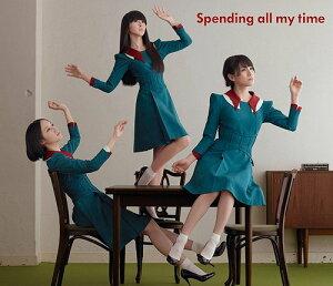 【送料無料選択可!】【初回仕様あり!】Spending all my time [DVD付初回限定盤] / Perfume