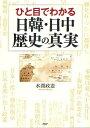 【送料無料選択可!】ひと目でわかる日韓・日中歴史の真実 (単行本・ムック) / 水間政憲/著
