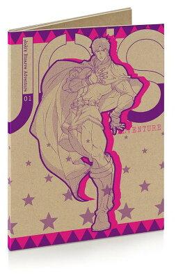 【送料無料選択可!】ジョジョの奇妙な冒険 Vol.1 [初回限定生産] / アニメ